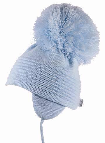 Satila Pom Pom Hat Millie Blue