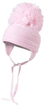 Satila Pom Pom Hat Purl Pink