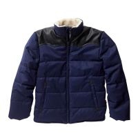 CLEARANCE PRICE Boys Levis Coat Blue