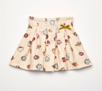 Girls A*Dee Ring Skirt 3621 - Available in 4 years