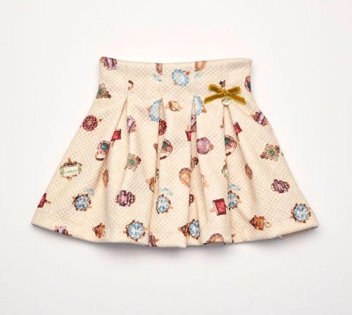 PRE ORDER Girls A*Dee Ring Skirt 3621