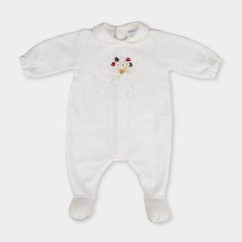 PRE ORDER Girls Tutto Piccolo Babygrow 1085