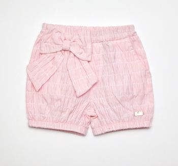A*Dee Mini Bow Shorts - 6m and 9m remaining