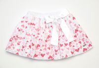 A*Dee Heart Skirt - Available in 8 years