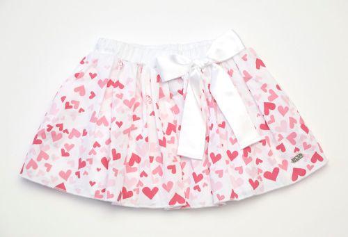 PRE ORDER SS17 A*Dee Heart Skirt