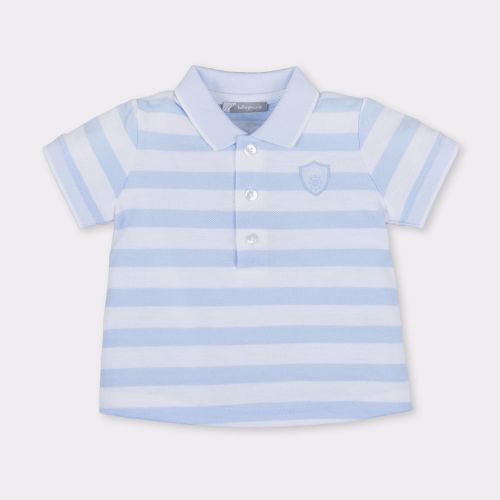 PRE ORDER SS17 Tutto Piccolo Boys Polo Shirt 2825