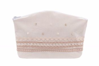 Dulce Collection Accessories Bag 3648 - Available in Blue, Pink and Beige
