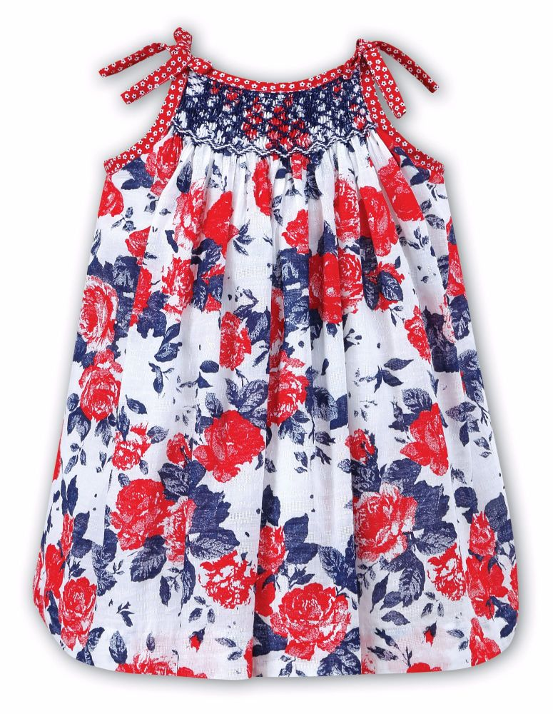 Girls Sarah Louise Dress 010829