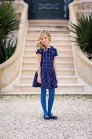 Girls Tutto Piccolo Dress and Tights 3246