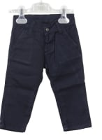 Boys Dr Kid Navy Trousers DK526