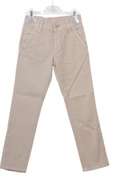 Boys Dr Kid Beige Trousers DK626