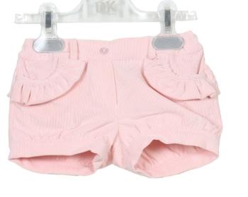 Girls Dr Kid Pink Shorts DK333