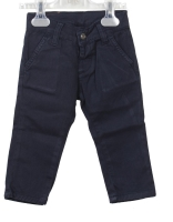 Boys Dr Kid Navy Trousers DK626 Navy