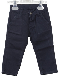 Boys Dr Kid Navy Trousers DK626 Navy