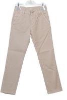 Boys Dr Kid Beige Trousers DK526