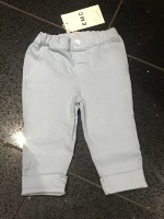 Boys EMC Blue Trousers BZ6146