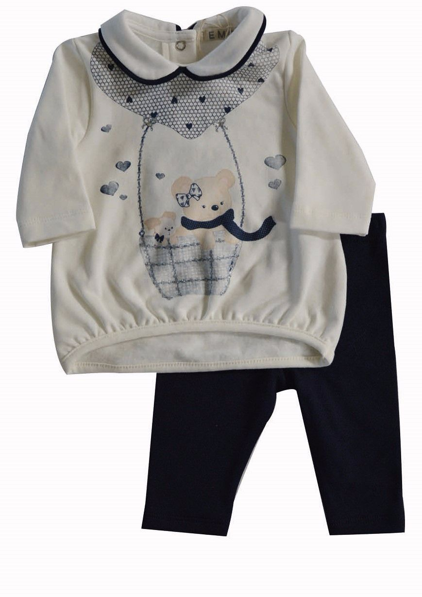 Girls Emc 2 Piece Outfit Co2264