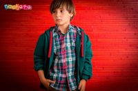 Boys Nachete Shirt - Moltaban
