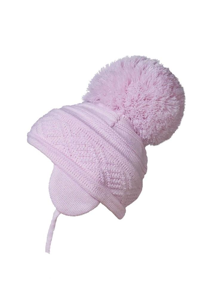 Satila Pom Pom Hat Zelma Pink
