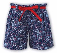 Girls Dani Shorts D09178
