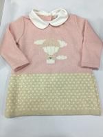 Girls Dr Kid Pink Dress DK176