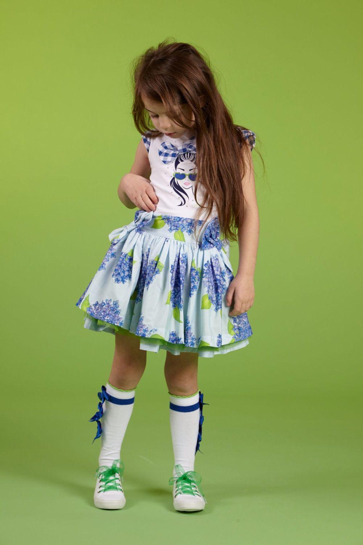 Girls A Dee Hydragena Dexie Dress