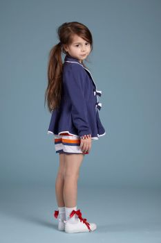Girls A*Dee Italian Riviera Sunny Shorts - 2,4,5and 8 years remaining
