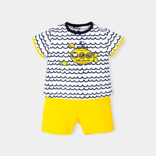 PRE ORDER Boys Tutto Piccolo 2 Piece Set 4595