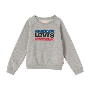 Girls Levis Sweat Shirt NL15537