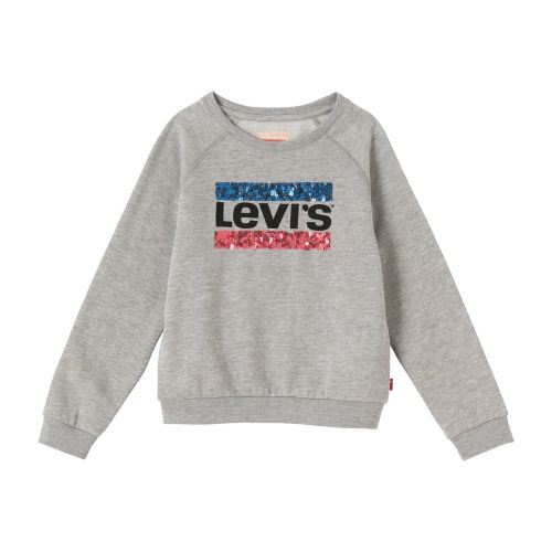 Girls Levis Sweat Shirt NL15537