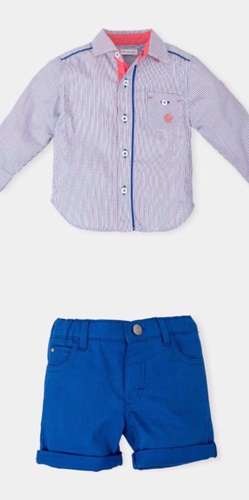 Boys Tutto Piccolo 2 Piece Set 4045, 4324