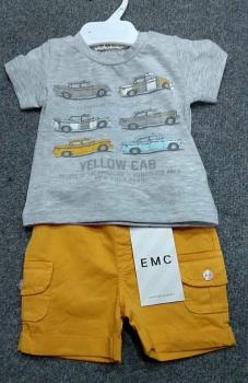 Boys EMC Set BX1334BZ6025