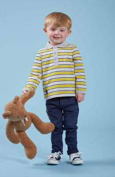 Boys Mitch & Son North Sea Collection Patrick Polo Shirt - Available in 24m