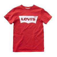 Boys Levis T Shirt N91004H - Red