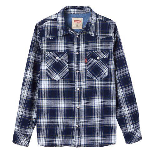 Boys Levis Shirt NM12037 - PRE ORDER