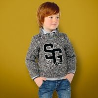 Mayoral Mini Boys Jumper 4312 - Available in 8 years
