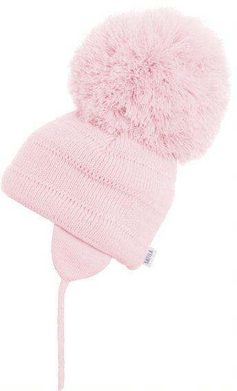 Satila Pom Pom Hat Tuva Pink - Biggest Pom Pom