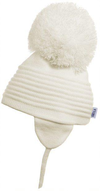 Satila Pom Pom Hat Millie Cream