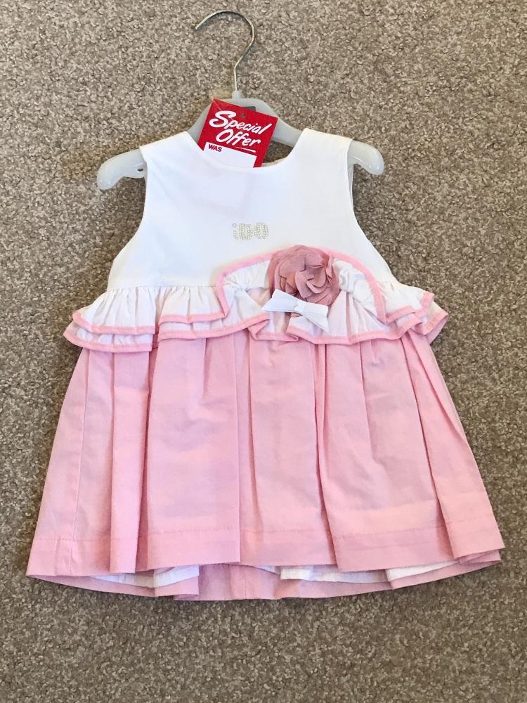 CLEARANCE PRICE Girls iDo Dress 6-9m