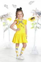 Girls A*Dee Sunflower Collection Dua Dress S192704