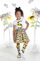 Girls A*Dee Sunflower Collection Donna Dress S192703