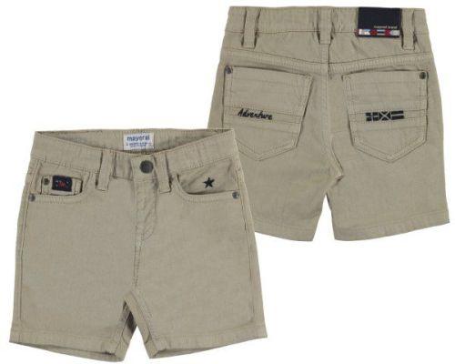 PRE ORDER SS19 Boys Mayoral Mini Stretch Twill Shorts 3230