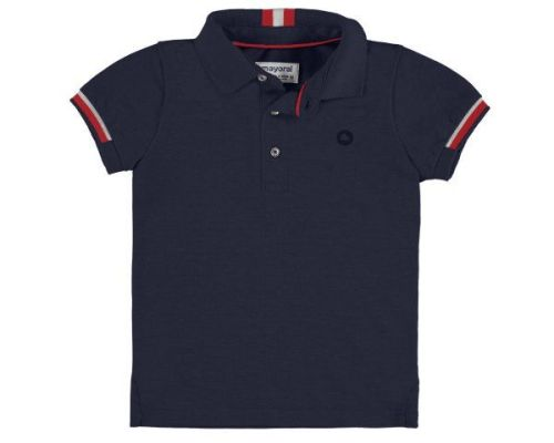 PRE ORDER SS19 Boys Mayoral Mini Polo Shirt 3122