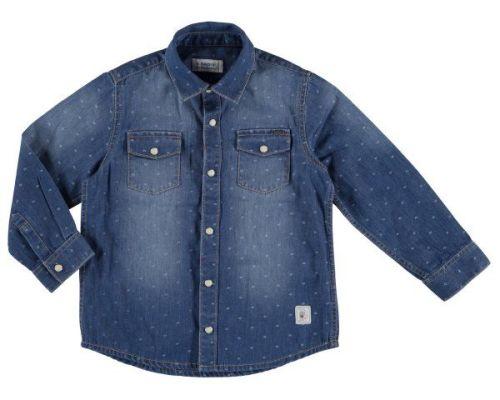 PRE ORDER SS19 Boys Mayoral Mini Shirt 3144
