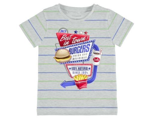 PRE ORDER SS19 Boys Mayoral Mini T Shirt 3042