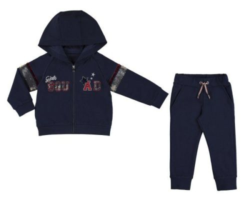 PRE ORDER SS19 Girls Mayoral Mini Tracksuit 3808