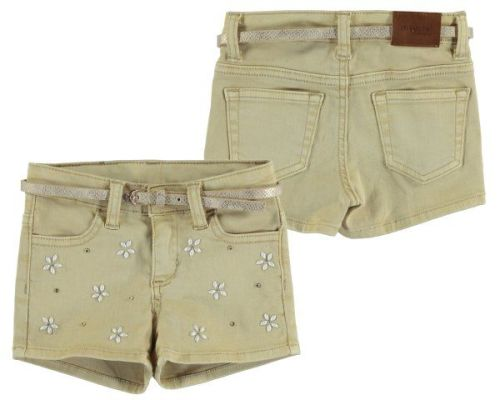 PRE ORDER SS19 Girls Mayoral Mini Shorts 3206