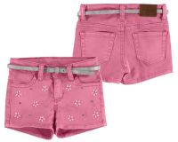 Girls Mayoral Mini Shorts 3206 - Chewingum - Available in 2y, 5y and 6y