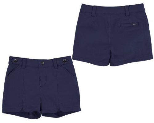 PRE ORDER SS19 Girls Mayoral Mini Shorts 3213 - Navy
