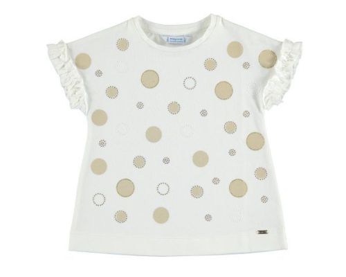 PRE ORDER SS19 Girls Mayoral Mini Top 3012